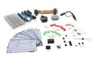 The Oomlout Arduino kit